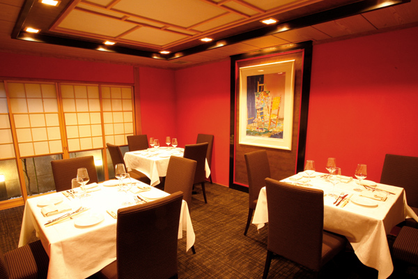 Italian Grill Sakanoue Restaurant